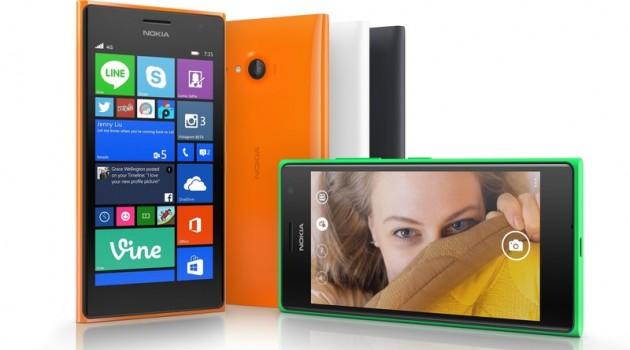 Lumia 730 Dual sim and 735