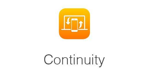 iOS8 continuity Fix