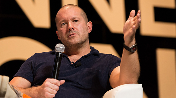 Bono and Jonathan Ive Seminar At The 2014 Cannes Lions