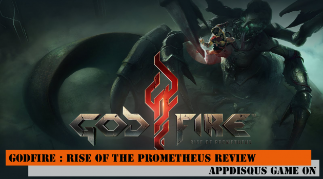Godfire : Rise of the Prometheus Review