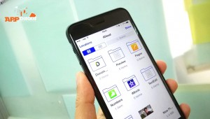 How to iCloud drive open iphone ipad