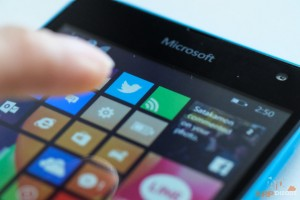 Lumia 535 Touch Screen