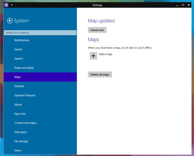 Windows-10-Offline-Maps