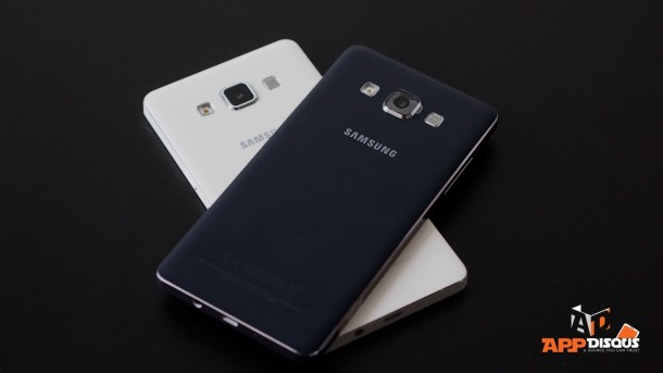 Samsung Galaxy A5 ขาว หรือ ดำ ดี ?