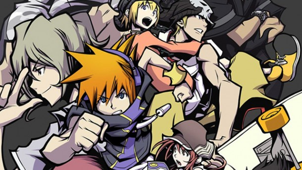 The World Ends With You: Solo Remix 01