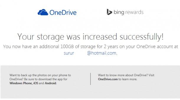 OneDrive Deal