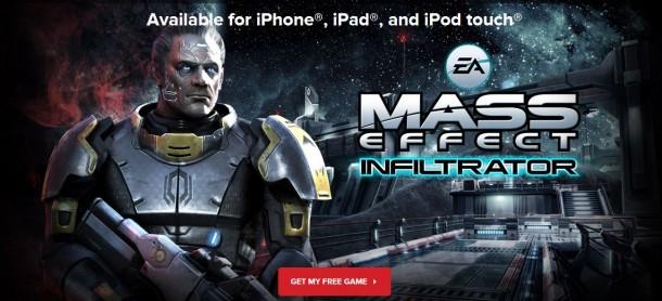 mass effect infiltration free
