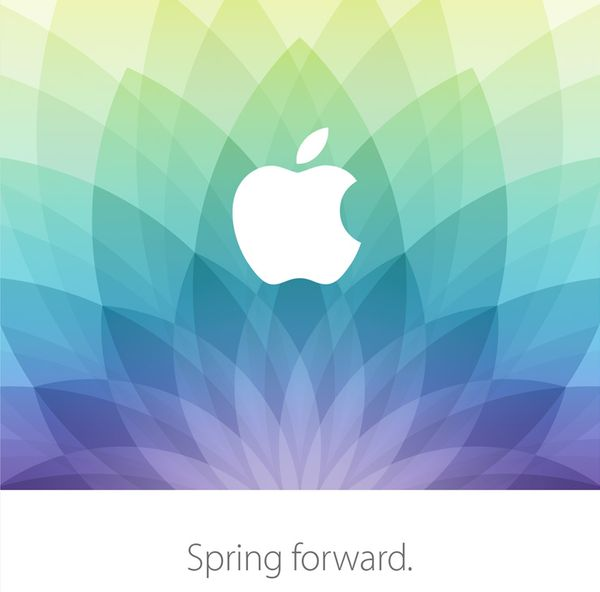 Apple Watch Event - Spring Forward