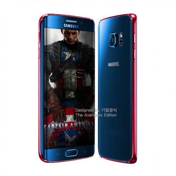 Galaxy S6 Avengers Edition_4