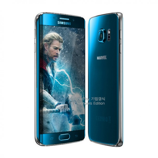 Galaxy S6 Avengers Edition_5