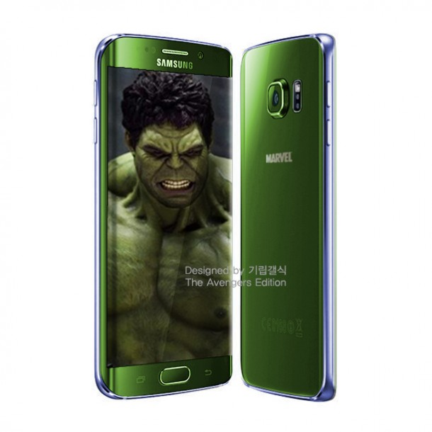 Galaxy S6 Avengers Edition_6
