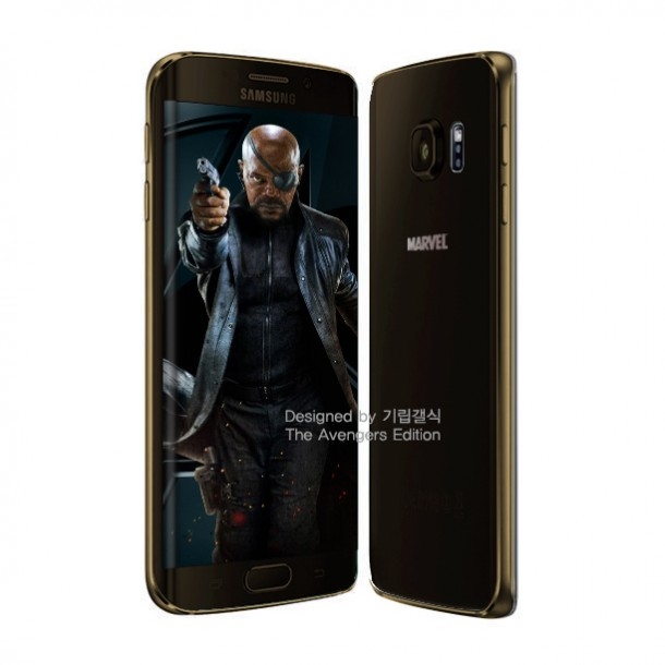 Galaxy S6 Avengers Edition_7