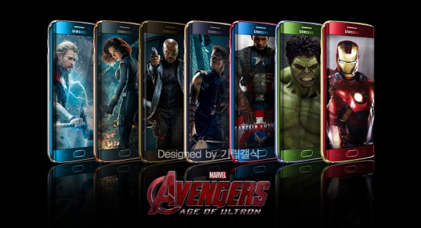 Galaxy S6 Avengers Edition_Lead