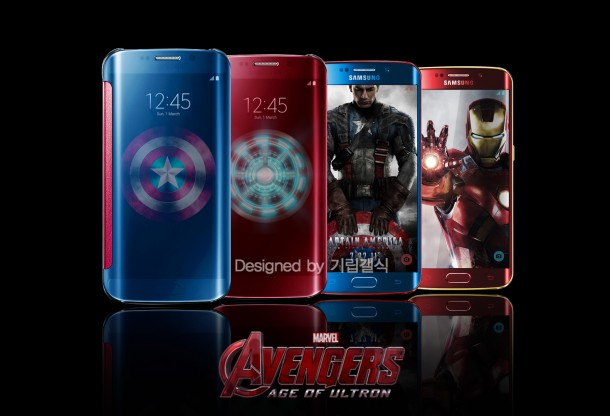 Galaxy S6 Avengers Edition_all