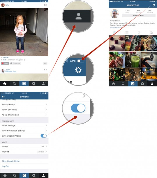 how_to_save_instagram_photo_screen
