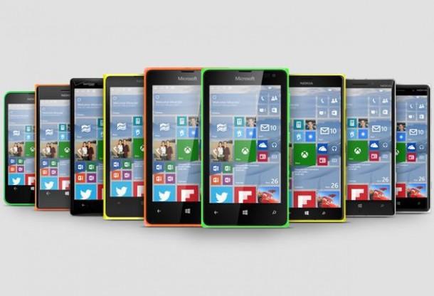 Lumia-family