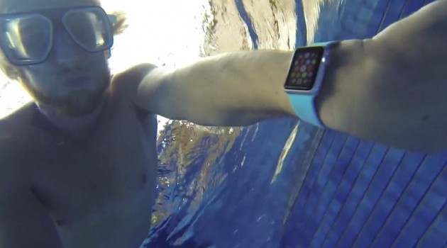 Swimming-Apple-Watch