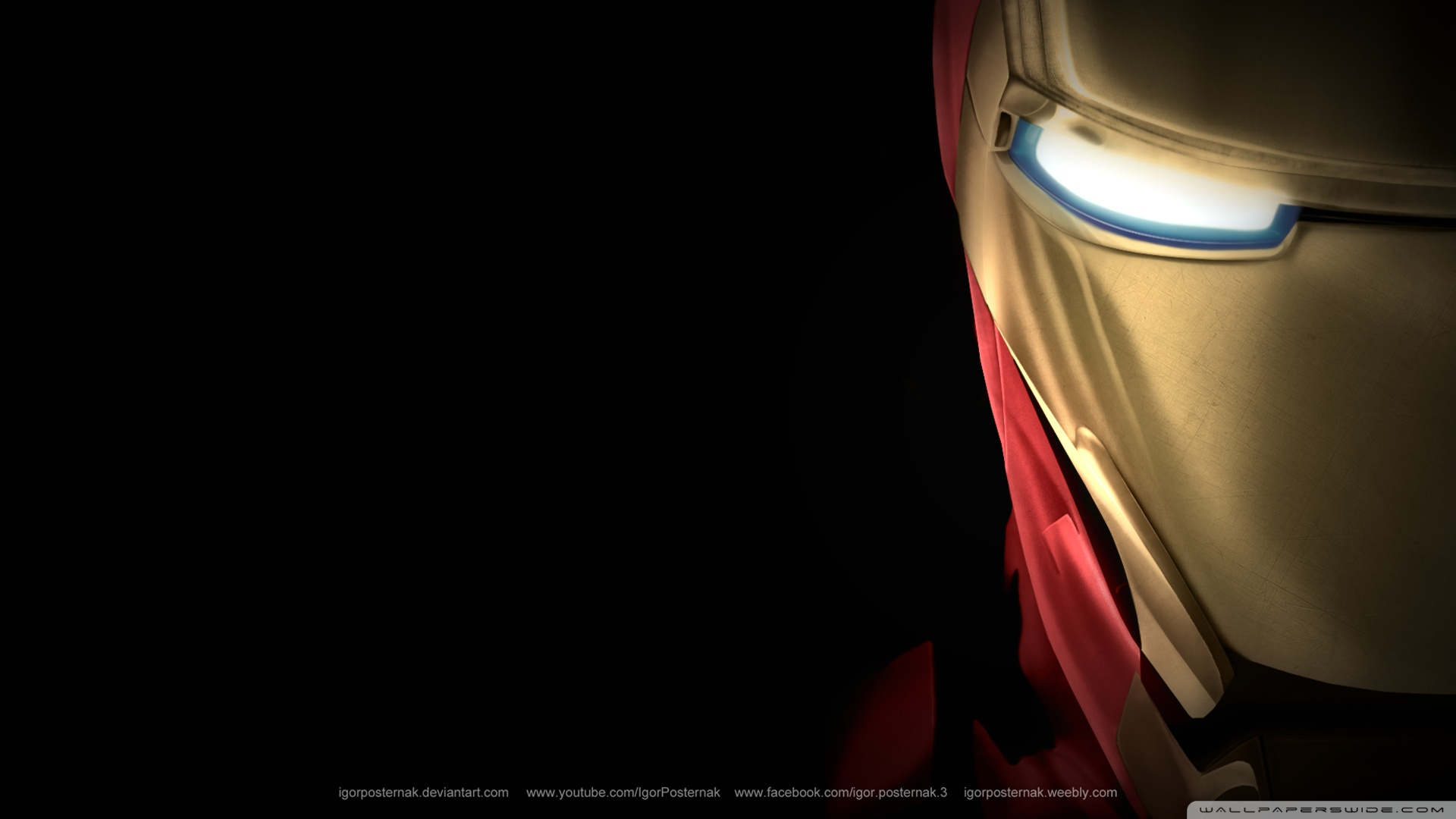 Ironman 1920xip List Wallpaper 1920x1080