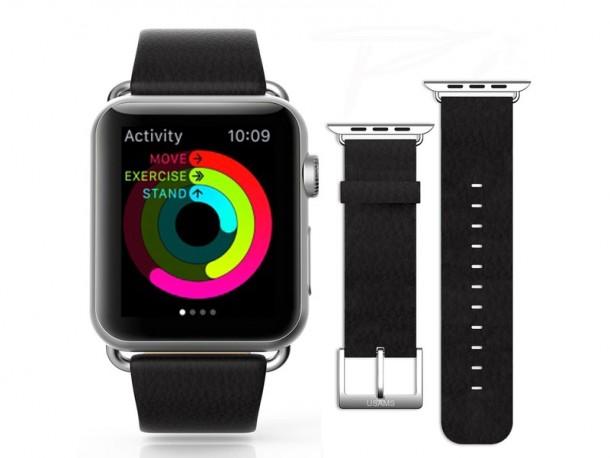 Kollea-ampUSAMS-Apple-Watch-band