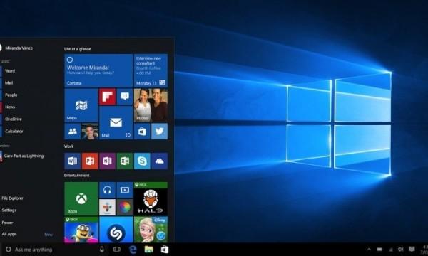 Windows 10 Build 10158 lead