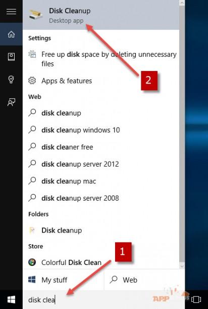 Clear windows 10_1