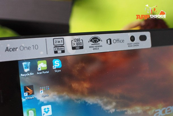 reviews acer one 10  (9)