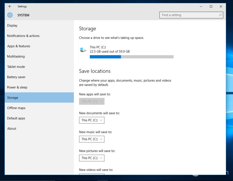 how to move apps to sd in windows 10 tablet