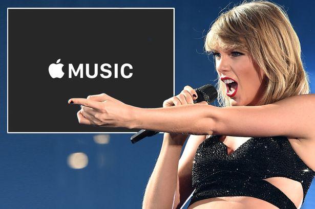 Taylor Swift Vanity Interview Apple Music