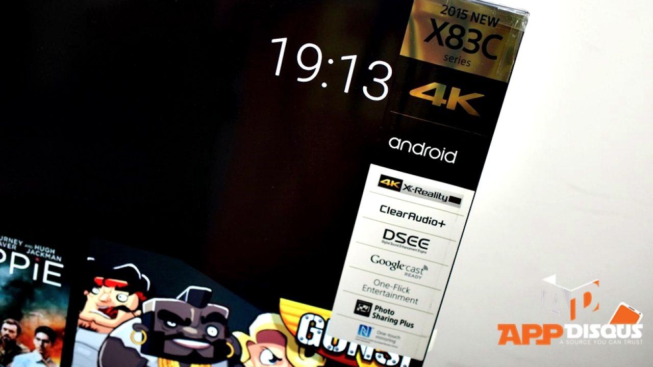 รีวิวสมาร์ททีวี Sony TV X83C เชิญพบกับ Android TV 49นิ้ว ที่มาในความ