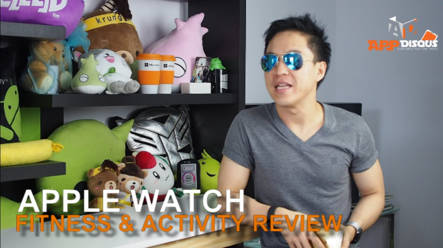 Apple Watch Fitness Function Review