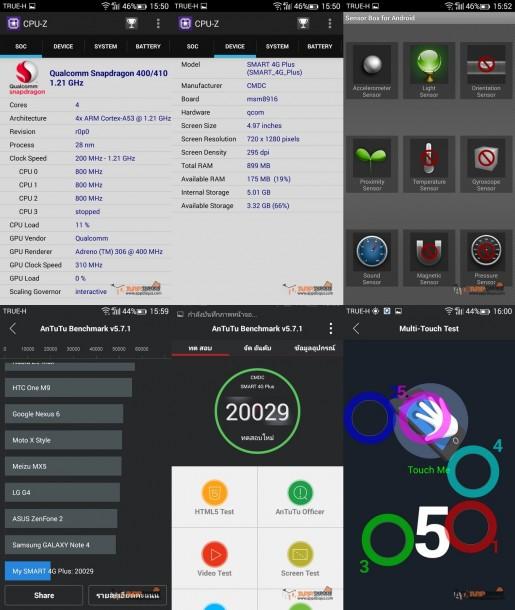 True Smart 4g plus review 00035-tile