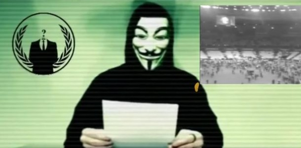 "Anonymous ประกาศสงครามกับ ISIS หลังเหตุการณ์ที่ปารีส ผ่านวิดีโอที่ระบุว่า ""เราจะไล่ล่าคุณ"""