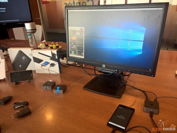 Continuum และ Display Dock เมื่อทำงานร่วมกับมือถือสเปคแรงอย่าง Lumia 950 แล้ว ฟินมากขอบอก