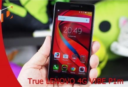รีวิว True Lenovo 4G VIBE P1m