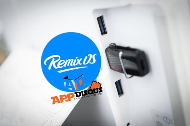 Remix os appdisqus