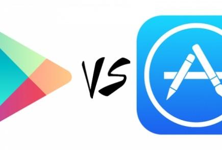 google-play-vs-ios-app-store