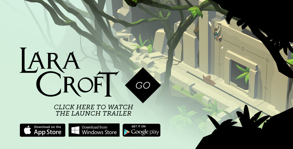 Lara Croft Go Discount to $0.99