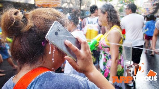 Samsung Galaxy S7 waterproofP1010010