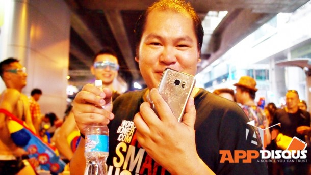 Samsung Galaxy S7 waterproofP1010019