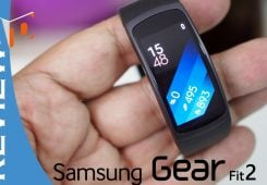 Review Samsung gear fit 2