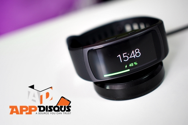 Samsung Gear fit 2P6230046