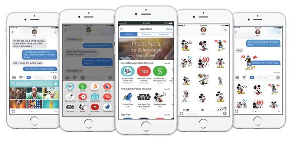imessage iOS10