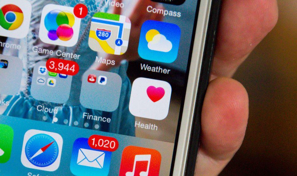 Health 3 iOS 10