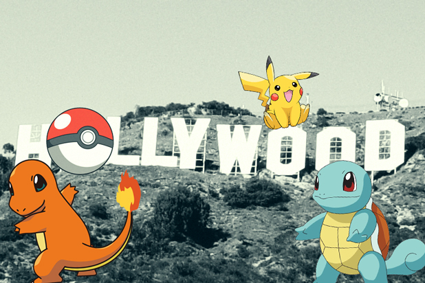 pokemon is going hollywood