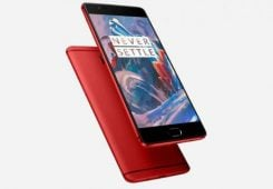 red-oneplus-3