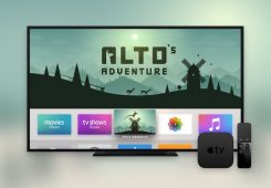 Apple TV Gaming tvOS10