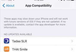 app compatibility ios