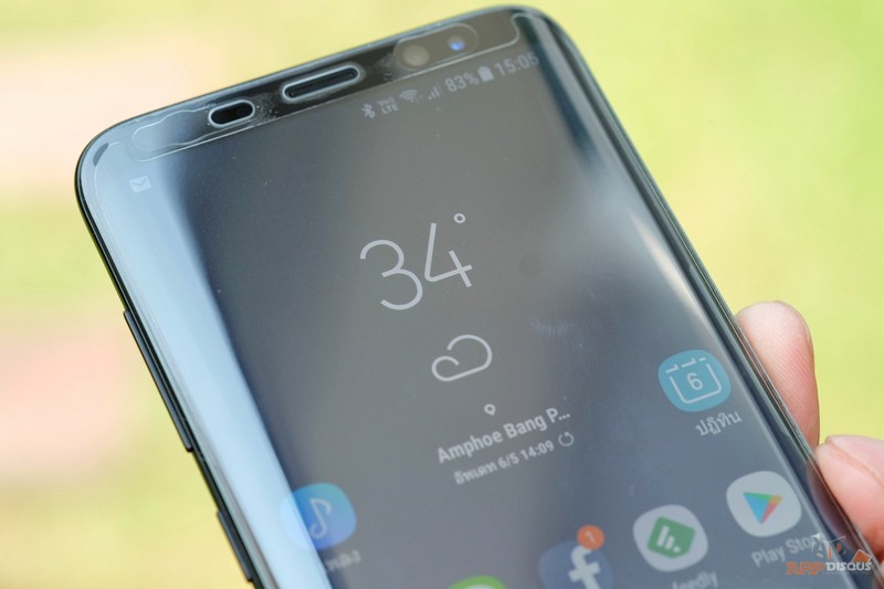 Review TPG 3D Commy for Galaxy S8 - 19