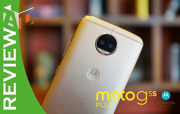 Review Moto G5s Plus