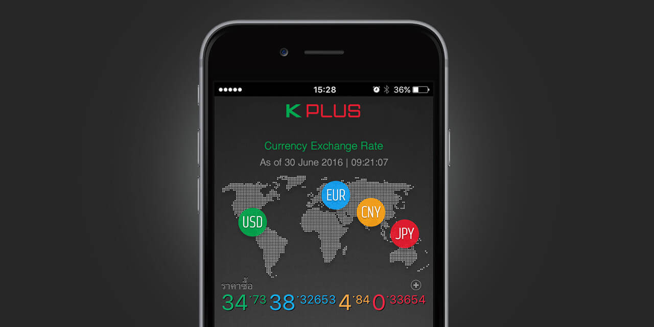 K PLUS Application
